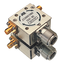 Low IMD Wireless Band Coaxial Circulator